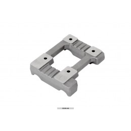 Flat MG engine mount 92x32mm