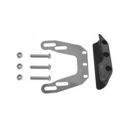 Rear brake disc guard kit...