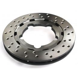 Ceramic rear brake disc