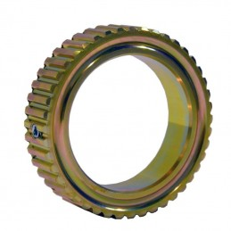 Water pump pulley std 50 gold