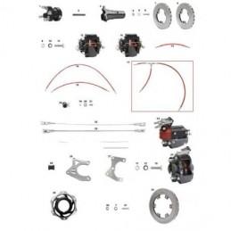 V08 KZ/D50 brake system...