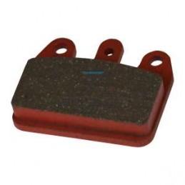 Brake pad rear UP/ front...
