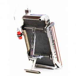 Radiator curtain NewLine