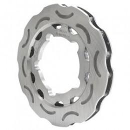 Brake disc front V09 iron