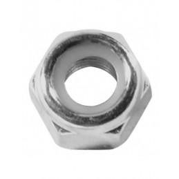 Nut M 6 low self-locking