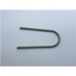 Brake pad block pin V06