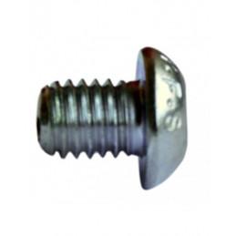 M 8x10 convex head screw