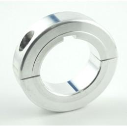 Aluminum Axle Collar 50mm Silv