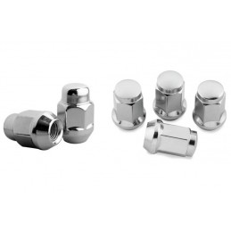 Steel Cylindrical Wheel Nuts M
