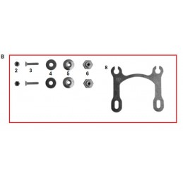 CHAIN GUARD SUPPORT KIT