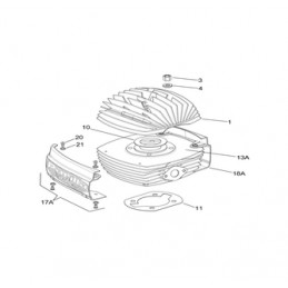 COMPL.CYLINDER MINI/BABY SW07