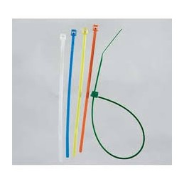 CABLE TIES 7 Black     100/ t
