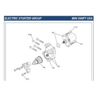 MS ELECTRIC STARTER GROUP
